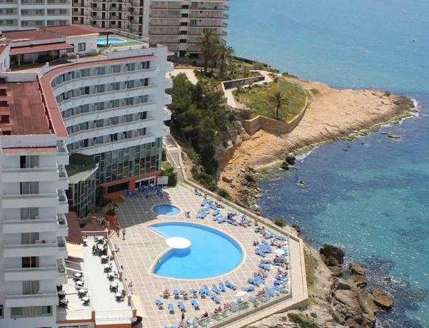 Oferta Viaje Hotel Escapada Hotel Best Negresco I - II + Entradas PortAventura tres días dos parques