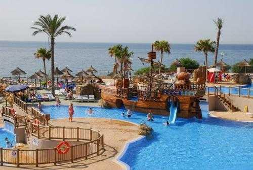 Oferta Viaje Hotel Escapada Holiday Palace + Entradas Bioparc de Fuengirola