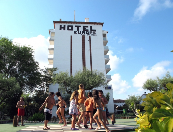 Oferta Viaje Hotel Escapada Hotel San Salvador + Entradas Circo del Sol Amaluna - Nivel 1