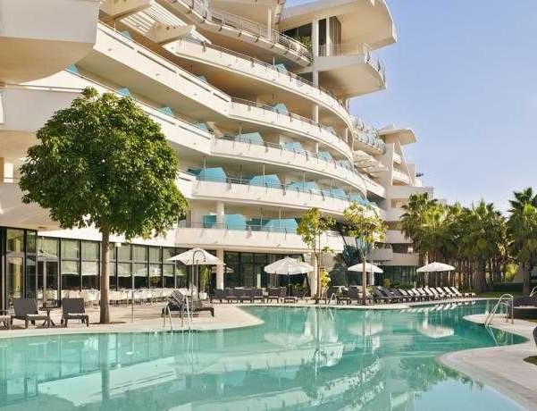 Oferta Viaje Hotel Escapada Senator Banus Spa Hotel + Entradas General Selwo Marina Delfinarium Benalmádena