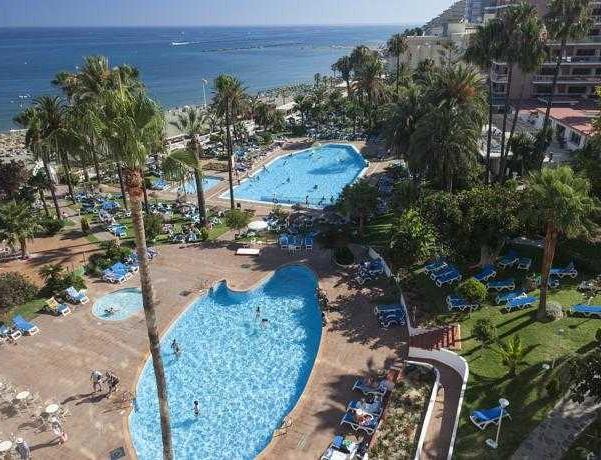 Oferta Viaje Hotel Escapada Hotel Best Triton + Entradas General Selwo Aventura Estepona