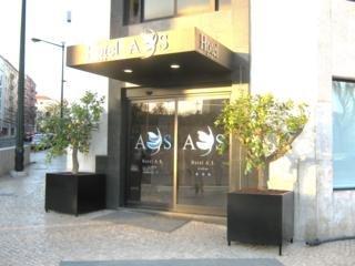 Oferta Viaje Hotel Escapada A.S. Lisboa + Visita guiada a pie por Lisboa