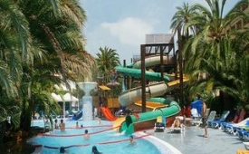 Oferta Viaje Hotel Escapada Apartotel Magic Aqua Monika Holidays + Entradas Terra Naturaleza Benidorm