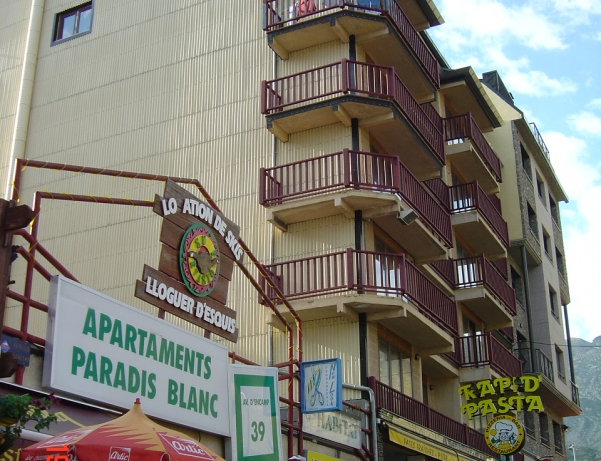 Oferta Viaje Hotel Apartamentos En Soldeu Y Bordes