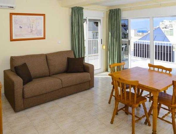 Oferta Viaje Hotel Escapada Pisos Avenida + Entradas Terra Mítica 1 día+ Entradas Planeta Mar 1 día