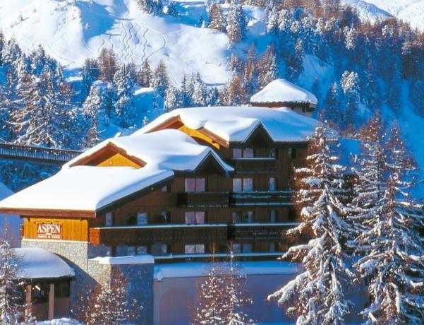 Oferta Viaje Hotel Escapada Lagrange Prestige Aspen + Forfait  Forfait La Plagne