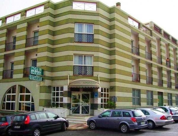 Oferta Viaje Hotel Escapada ATH Andarax Hotel