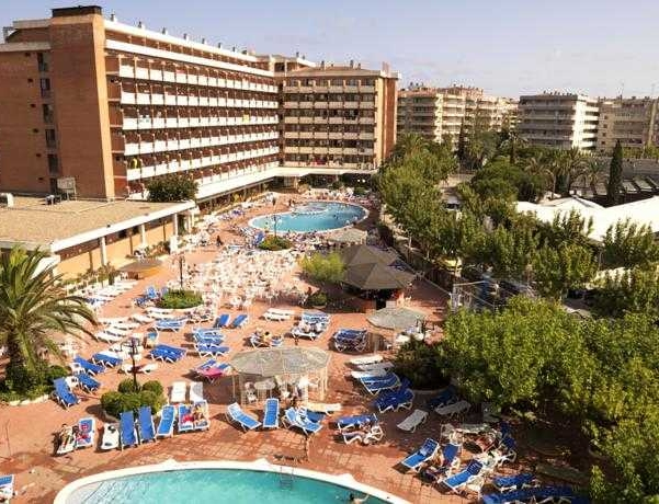Oferta Viaje Hotel Escapada California Garden + Entradas PortAventura dos días