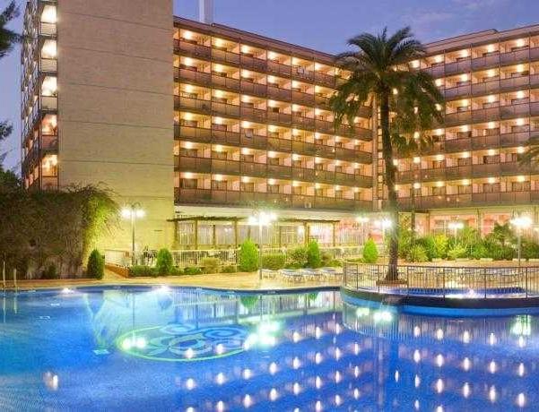 Oferta Viaje Hotel Escapada Eurosalou & Spa + Entradas Costa Caribe 1 día