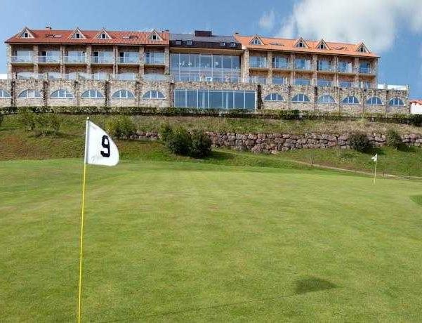 Oferta Viaje Hotel Escapada Abba Comillas Golf