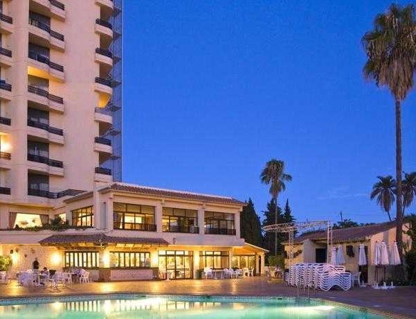Oferta Viaje Hotel Escapada Gardenia Park + Entradas General Selwo Marina Delfinarium Benalmádena