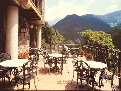 Oferta Viaje Hotel Escapada Abba Xalet Suites + Vía Ferrata Iniciación