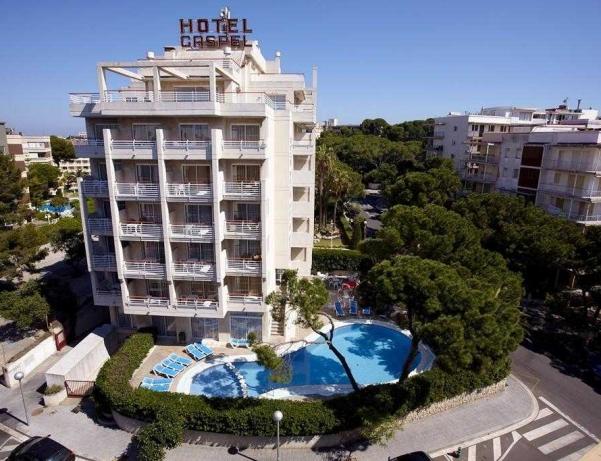 Oferta Viaje Hotel Escapada Hotel Caspel + Entradas PortAventura 1 día