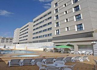 Oferta Viaje Hotel Escapada Hotel M.A. Luna Arabial + Forfait  Sierra Nevada