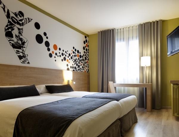 Oferta Viaje Hotel Escapada Sporting