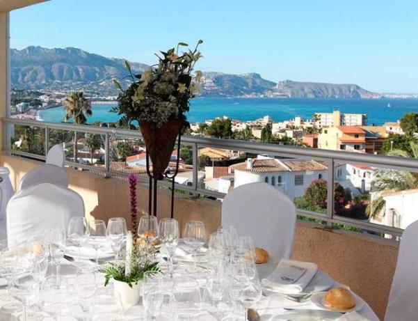 Oferta Viaje Hotel Escapada Hotel Sun Palace Albir & Spa + Circuito Spa y Visita Bodega