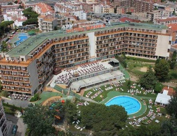 Oferta Viaje Hotel Escapada Samba