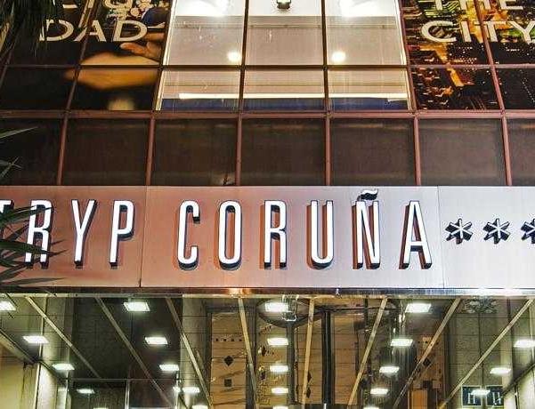 Oferta Viaje Hotel Escapada Tryp Coruña Hotel