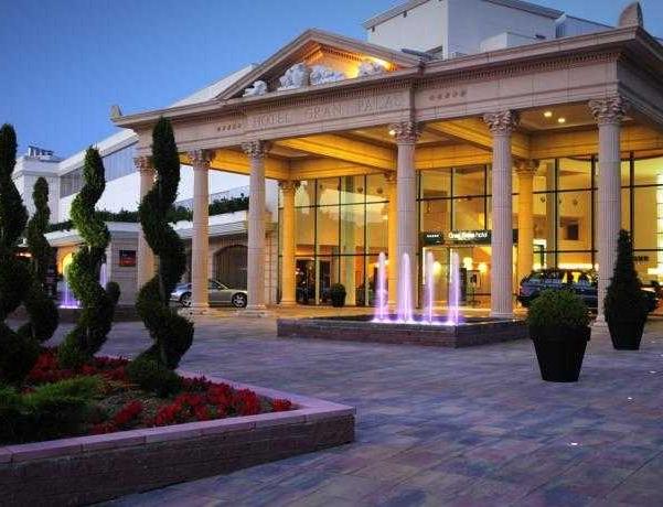 Oferta Viaje Hotel Escapada Hotel Gran Zapas + Entradas PortAventura dos días
