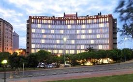 Oferta Viaje Hotel Escapada Eurostars Urbe de la Coruña