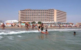 Oferta Viaje Hotel Escapada Hotel Entremares + Entradas Terra Naturaleza Murcia  dos Días sucesivos