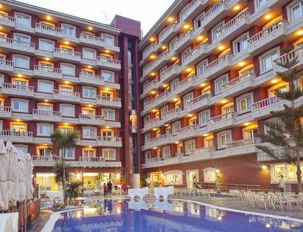 Oferta Viaje Hotel Escapada Aparthotel Acuazul