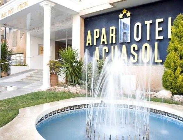 Oferta Viaje Hotel Escapada Aparthotel Acuasol