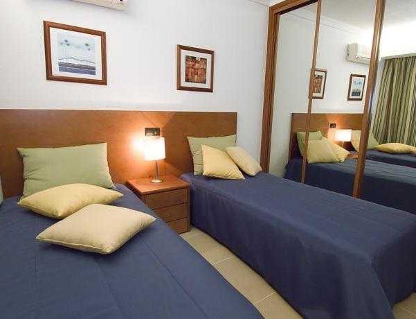 Oferta Viaje Hotel Escapada Interpass Zarco Pisos + Entradas Zoomarine Parque temático dos días