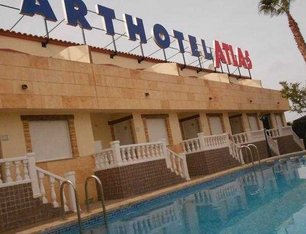 Oferta Viaje Hotel Escapada Aparthotel Atlas