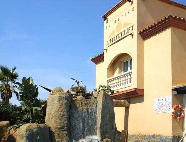 Oferta Viaje Hotel Escapada L'Hotelet + Entradas PortAventura tres días dos parques