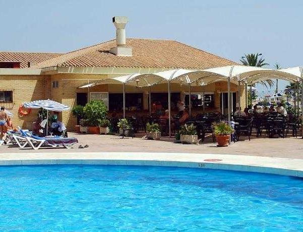 Oferta Viaje Hotel Sol Don Pablo + Entradas General Selwo Aventura Estepona