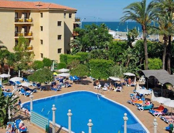 Oferta Viaje Hotel Sol Don Pedro + Baños Árabes Hammam Al Andalus Málaga