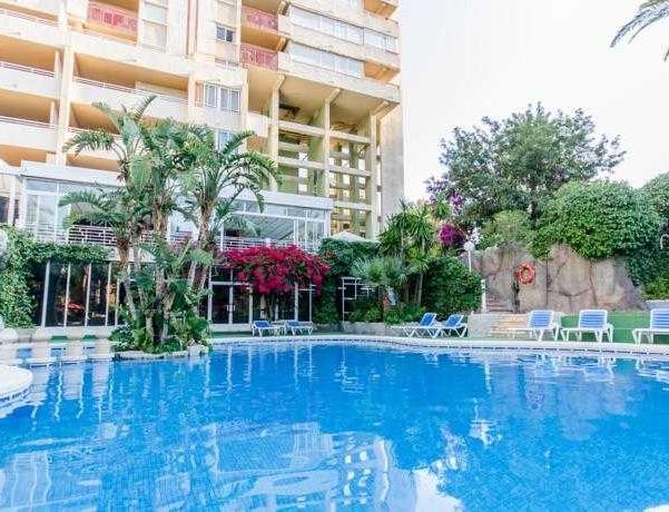 Oferta Viaje Hotel Escapada Aparthotel El Faro + Entradas Terra Mítica 1 día+ Entradas Planeta Mar 1 día