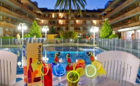 Oferta Viaje Hotel Voramar Cambrils + Entradas PortAventura 3 días