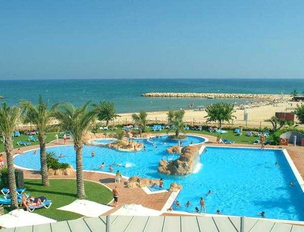 Oferta Viaje Hotel Escapada Pueblo El Dorado Playa Hotel + Entradas PortAventura tres días