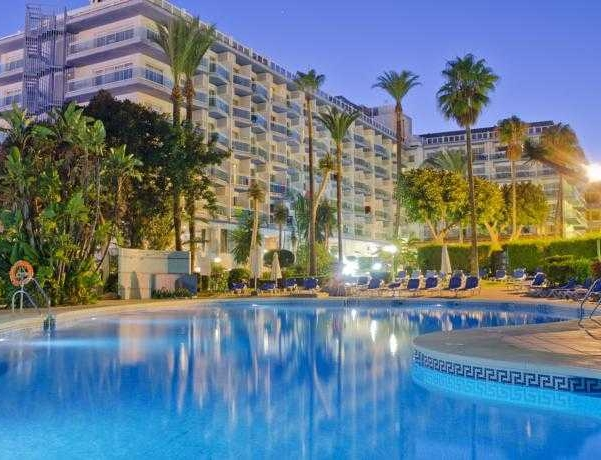 Oferta Viaje Hotel Escapada Hotel Palmasol + Entradas Paquete Selwo (SelwoAventura, Teleférico, Selwo Marina Delfinarium)