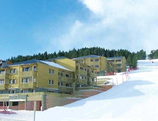Oferta Viaje Hotel Escapada Lagrange Confort+ Prat de Lis + Forfait  Les Angles