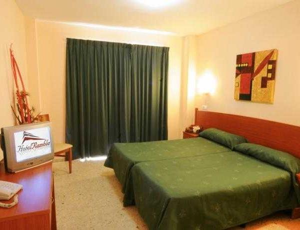 Oferta Viaje Hotel Escapada Rambla + Entradas Terra Mítica 1 día+ Entradas Planeta Mar 1 día