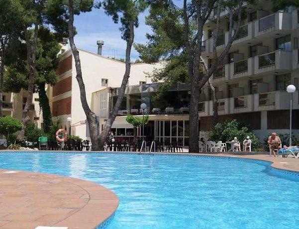 Oferta Viaje Hotel Hotel Best Sol d'Or + Entradas Costa Caribe 1 día