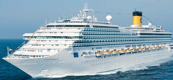 Oferta Viaje Hotel Crucero Costa Magica