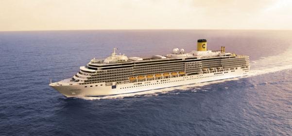 Oferta Viaje Hotel Crucero Costa Deliziosa