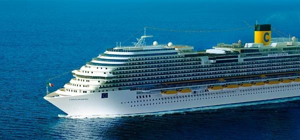 Oferta Viaje Hotel Crucero Costa Diadema