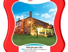 Oferta Viaje Hotel Refugio para dos