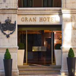 Oferta Viaje Hotel Gran Hotel España ****