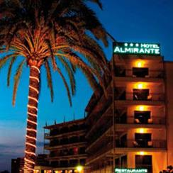 Oferta Viaje Hotel Hotel Almirante ***