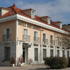 Oferta Viaje Hotel Hotel Don Manuel ***
