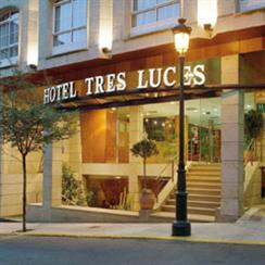 Oferta Viaje Hotel Hotel Sercotel Tres Luces ***