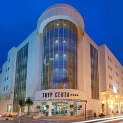 Oferta Viaje Hotel Hotel TRYP Ceuta ****