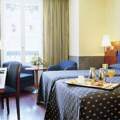Oferta Viaje Hotel NH Embajada ***