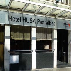 Oferta Viaje Hotel Husa Pedralbes ***